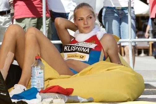 Darya Klishina