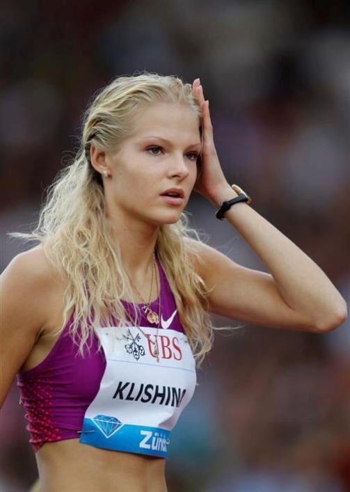 Darya Klishina naked 188