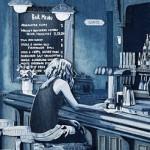 Denim art by British artist Ian Berry