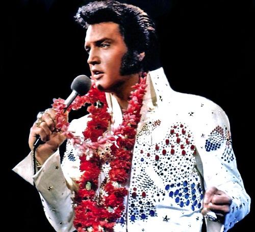 2000 year-old Elvis Presley