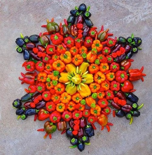Wonderful Flower mandala