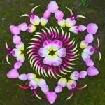 Wonderful Mandala by Kathy Klein