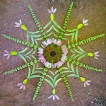 Stunning Flower mandala