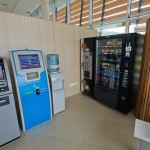 ATM and vending machines with all sorts of things