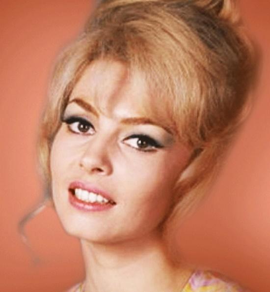 Gorgeous Michele Mercier French actress