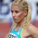 Greek athlete Papahristu