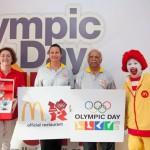 In the Olympic Village there is the world's largest restaurant network of McDonald's, can accommodate up to 1,500 simultaneous users