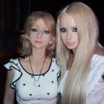 Irina Pashkeeva is turning into the living doll at her 49 (she was born September, 15, 1963), she looks even younger than her 27 year-old daughter thanks to photoshop