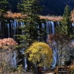 Beautiful Jiuzhaigou Valley
