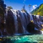 Sichuan province Jiuzhaigou Valley