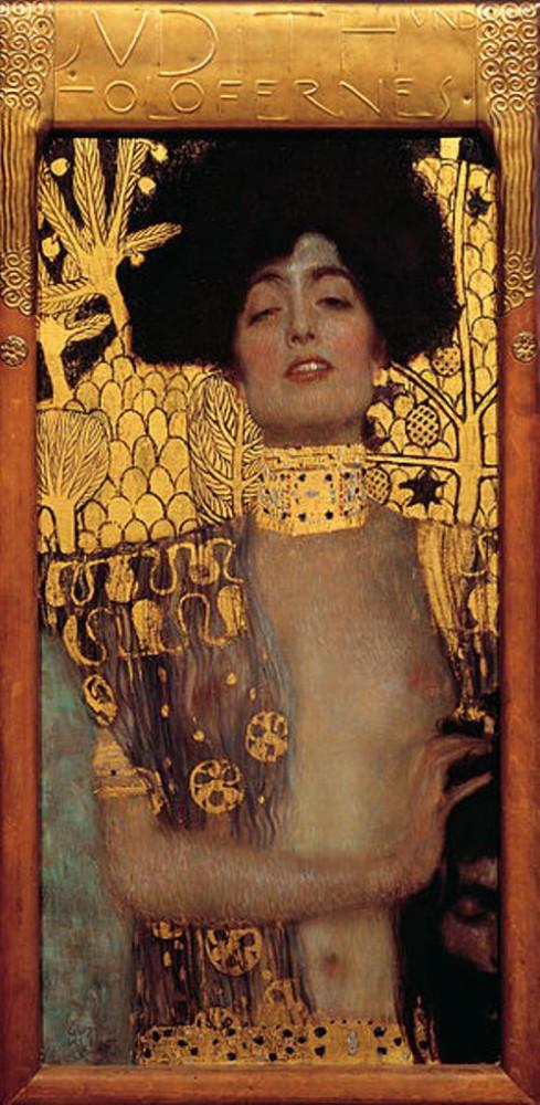 Painting by Gustav Klimt
