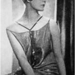 Lady Iya Abdi, born Gee, Paris, 1925
