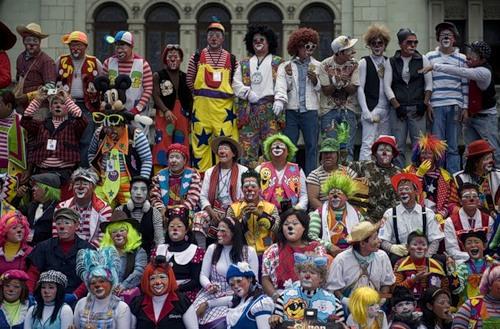 Latin American Clown Congress 2012
