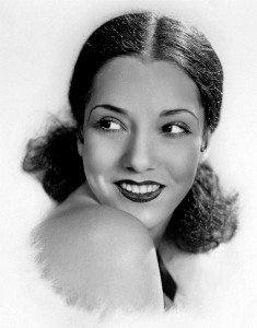 American actress Lupe Velez
