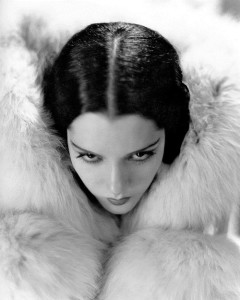 Brunette beauty American actress Lupe Velez