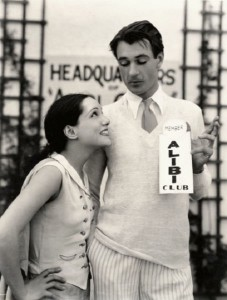 Lupe Velez and Gary Cooper