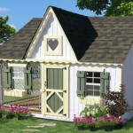 Stylish and comfortable dog house