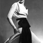 Model Viscountess Eugene de Kasteks, nee Gorlenko, Paris, 1934