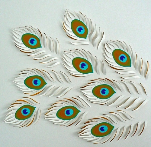 Hand Cut Paper Art of Lisa Rodden