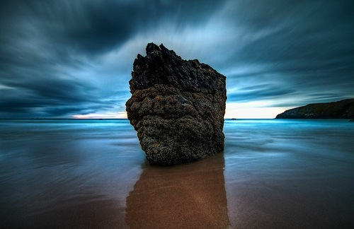 A rock giant. Photography by Michael Murphy, London based photographer