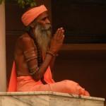 Praying Pilgrimag