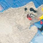 Plasticine illustrations by Barbara Reid