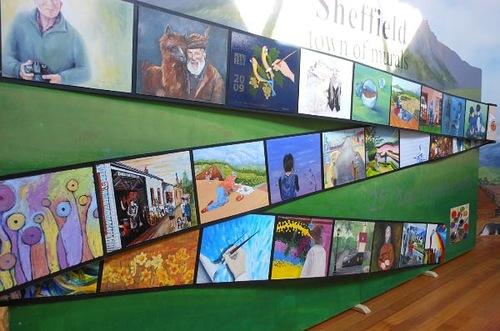 Sheffield farmers Art Gallery