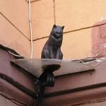 Elisha cat. Malaya Sadovaya, St. Petersburg, Russia