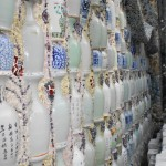 Unique porcelain house in Tianjin