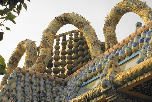 The Porcelain House of Tianjin, China