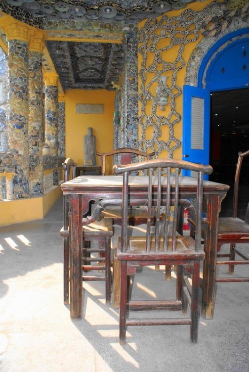 Porcelain House of Tianjin, China