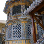 Porcelain House of Tianjin, China