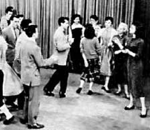 one of the most popular dances of the 50s