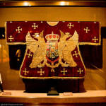 The mantle of Emperor Franz I Stephen. The second quarter of the eighteenth century