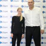 Valuev and Klishina