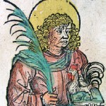 Saint Vitus, from the Nuremberg Chronicle, 1493