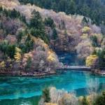 World Biosphere Reserve Jiuzhaigou Valley