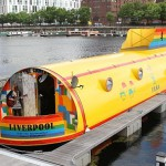 Yellow Submarine floating hotel