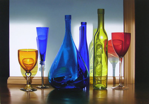 Michael Zigmonds hyperrealistic painting