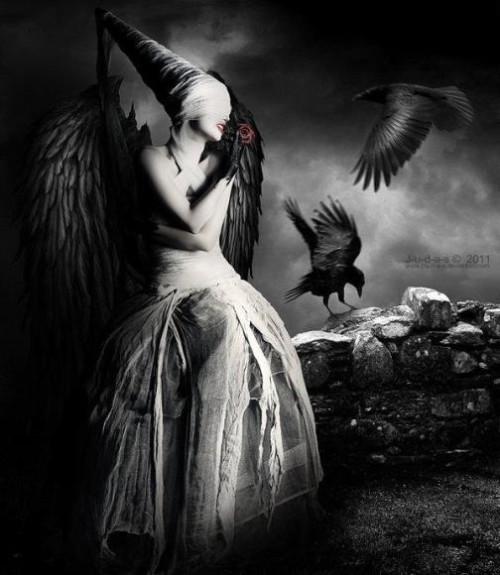 Gothic digital art by paul