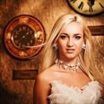 The most famous Russian blonde Olga Buzova (Tarasova)