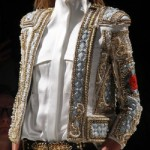 Jacket – an example of exquisite handmade designer embroidery