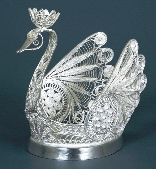 Russian Filigree-the Art of the Millennium