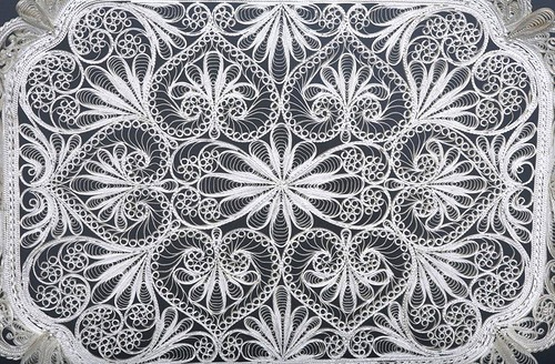 Russian Filigree Art - the art of the Millennium