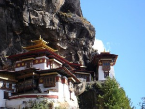 one of the most famous and holy monasteries in Bhutan