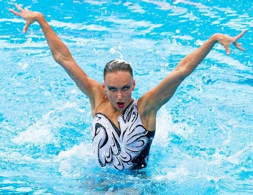 Natalia Ishchenko 16-time world champion