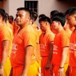 Philippine Prisoners Dance to Michael Jackson