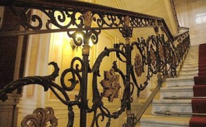 Stairways of St. Petersburg