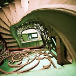 Beautiful and Inspirational Petersburg Stairways