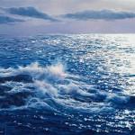 Hyperrealistic seascapes by Alfredo Navarro